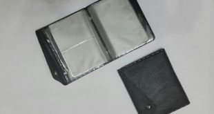 جلد مدارک پلاستیکی