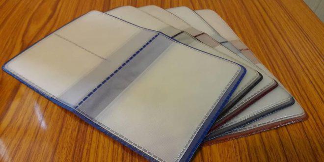 فروش عمده جلد مدارک