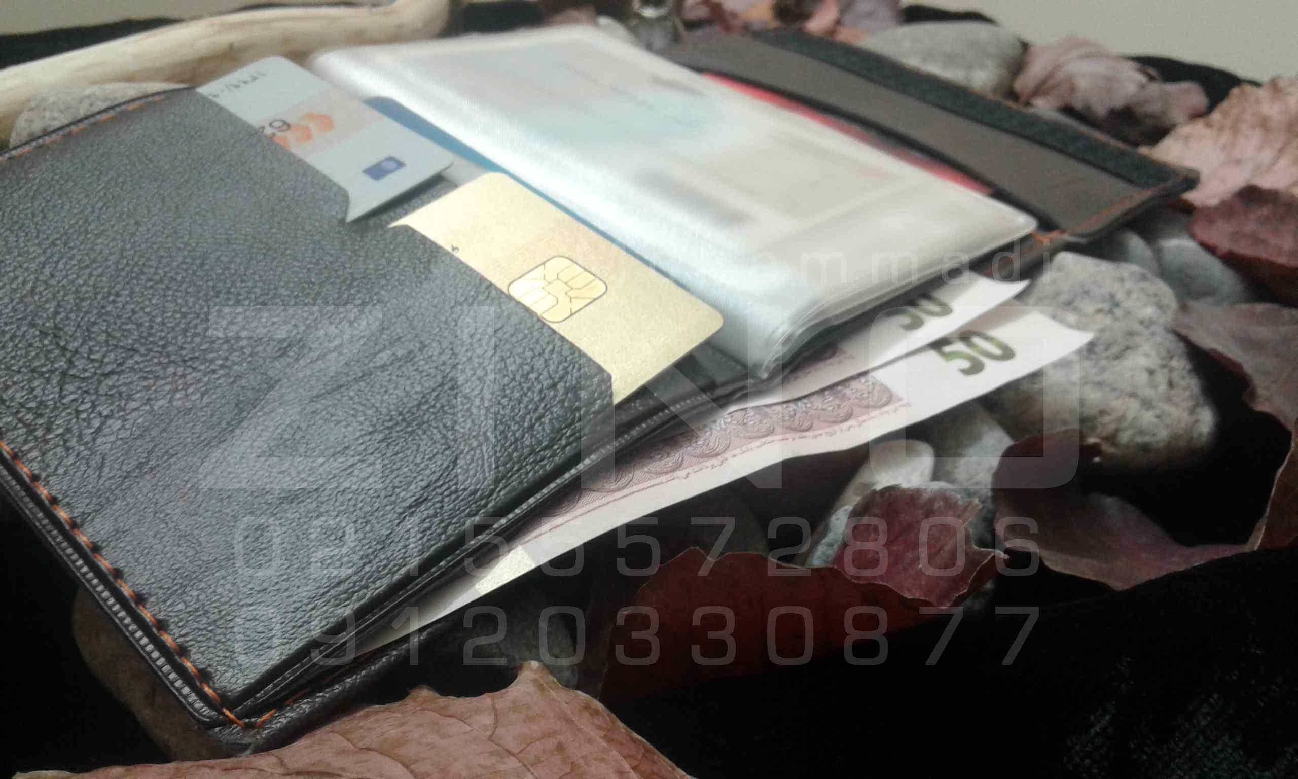 خرید اینترنتی عمده کیف مدارک خودرو