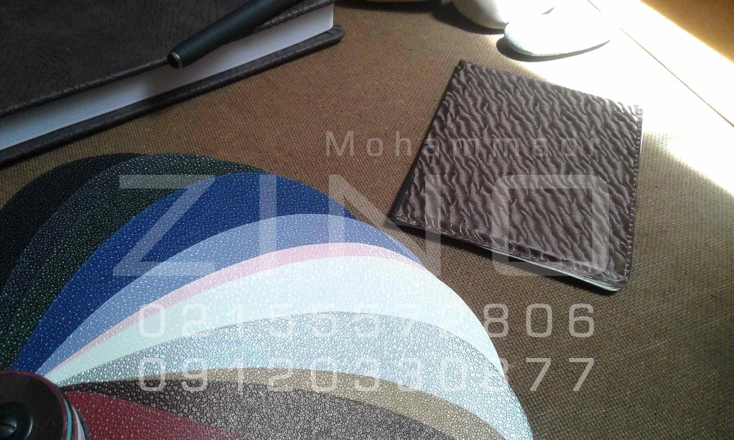 خرید کیف جلد مدارک پالتویی دوختی بوشهر